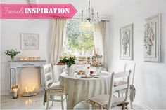 Home Shabby Home:French Inspiration