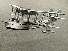 The Supermarine Stranraer was a 1930s flying boat designed and built by the British Supermarine Aviation Works company principally for the Royal Air Force. They entered operations in 1937 and many were in service at the outbreak of the Second World War undertaking anti-submarine and convoy escort patrols.