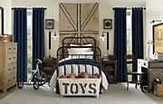 One of my favorite boy rooms....