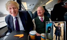 Boris accused of spending taxpayers' cash on 'promotional tour'