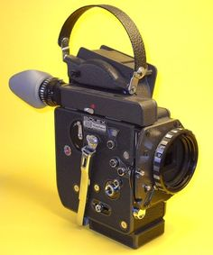 Bolex-Paillard H16 SBM in MINT condition