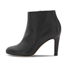 Stiefeletten Spring Summer 2016, Booty, Ankle, Shoes, Women, Fashion, Dark Blue, Black, Moda