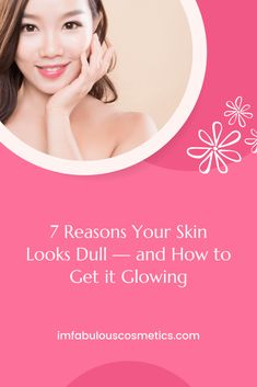 7 Reasons Your Skin Looks Dull – and How to Get it Glowing Beauty Care Routine, Skincare Routine, Healthy Skin Tips, Lemon Benefits, Face Massage, Uneven Skin Tone, Tan Skin, Anti Aging Skin Care, Organic Skin Care