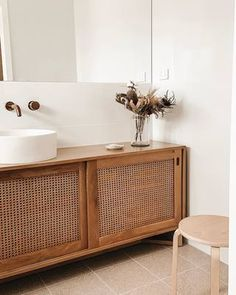 Shop the RAFFLES Buffet, Honey in Honey . All freedom furniture comes with a 2 year warranty. Bad Inspiration, Interior Design Inspiration, Bathroom Inspiration, Laundry In Bathroom, Master Bathroom, Washroom, Freedom Furniture, Deco Design, Bathroom Interior Design