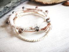 Bohemian Style Clothing, Boho Style, Diy Friendship Bracelets Patterns, Irish Jewelry, Boho Look, Sea Glass Jewelry, Jewellery Box, Statement Jewelry, Boho Fashion