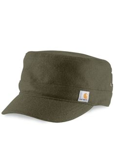 Carhartt Mens Camden Military Army Green Cap | Buy Now at camouflage.ca