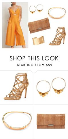 """""""Weekend Style"""" by yummymummystyle ❤ liked on Polyvore featuring Dorothy Perkins, Alice Menter, Charlotte Chesnais, Loeffler Randall and Allurez"""
