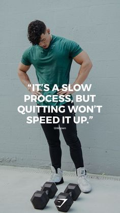 Pause if you must. Never quit!