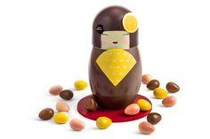 Ovos de Páscoa por P