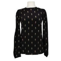 Samantha Sung Florentine blouse. $372. www.luxagogo.com.