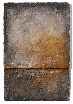 Claire Wilson - Pursue | Concrete, Rust, Ash | 2013