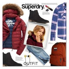 """The Cover Up – Jackets by Superdry: Contest Entry"" by rosie305 ❤ liked on Polyvore featuring Superdry, Fuji, CUL-DE-SAC and Chanel"