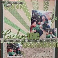 A Project by mgener1 from our Scrapbooking Gallery originally submitted 03/18/12 at 08:35 PM