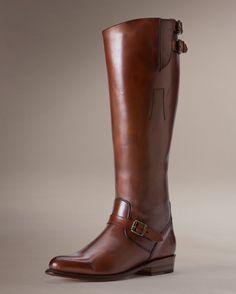 Dorado Buckle Riding - Women_Boots_Riding - The Frye Company