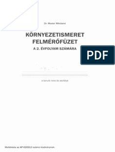 Környezetismeret felmérőfüzet 3. osztály (AK).pdf Pdf