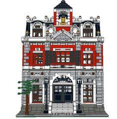 Elementary School - Brickbuilderspro Store