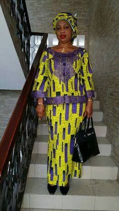 Classy picture collection of Beautiful Ankara Skirt And Blouse Styles These are the most beautiful ankara skirt and blouse trending at the moment. If you must rock anything ankara skirt and blouse styles and design. African Maxi Dresses, African Fashion Ankara, African Fashion Designers, Latest African Fashion Dresses, Ghanaian Fashion, African Dresses For Women, African Print Fashion, Africa Fashion, African Attire