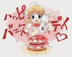 Resultado de imagen para feliz cumpelaños anime