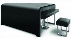 Piano designed by Audi