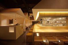 restaurant-bar-design-award-winners 2013 Shyo Ryu Ken Japan Asia restaurant award @Ruarte Contract