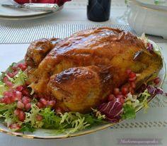 Estas navidades el pollo relleno no se te resistirá. Aquí tienes la receta muy bien explicada
