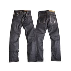 Buy the Rokker Original Raw Jean on Motolegends with free delivery and returns. Raw Jeans, Raw Denim, Motorcycle Jeans, Motorcycle Outfit, Belstaff, Trousers, Pants, Revolution
