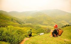A summer morning in Sapa