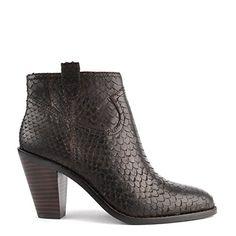 Ash Schuhe Ivana Boots aus Leder Schwarz Damen - http://on-line-kaufen.de/ash-2/ash-schuhe-ivana-boots-aus-leder-schwarz-damen