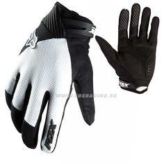 Foxracing cycling gloves #cycling #cyklooblecenie #fox #foxracing