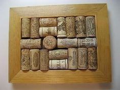 Wine Cork Trivet - made with a picture frame (Dollar Store!) and corks...save your own corks or ask at a bar and they might give you some.