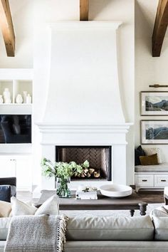 52 best transitional fireplaces images living room entertainment rh pinterest com