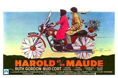 Harold & Maude.  Wonderful movie with dark humor.