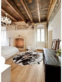 Italian Country House Renovation. Perfect bBlance of New and Old.