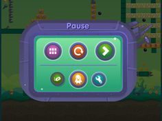 Yumby Smash iOS/android game app by grace chen, via Behance