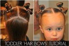 Simply Sadie Jane: Search results for Toddler hair Baby Girl Hairstyles, Summer Hairstyles, Pretty Hairstyles, Toddler Hairstyles, Wedding Hairstyles, Hair Styles 2016, Short Hair Styles, Bow Hairstyle Tutorial, Toddler Hair Bows
