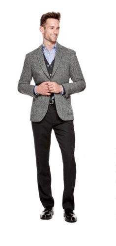 Stafford Harris tweed jacket #comingsoon #fallstyle