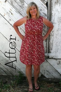 DIY Ten Minute Summer Dress Tutorial