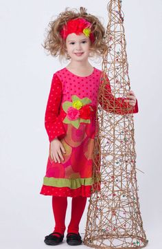 Bunnies Picnic - Zaza Couture Natalie Dress - Boutique Clothing for Girls and Boys