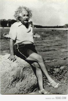 Einstein on the Beach.