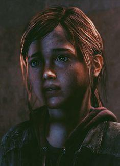 Ellie, The Last of Us Last Of Us, Epic Games Fortnite, Best Games, Videogames, The Lest Of Us, Joel And Ellie, Edge Of The Universe, Alternate Worlds, Dark Drawings