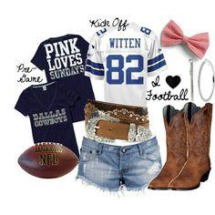 Dallas Cowboys Game ideas