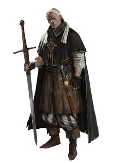 Anabaptists-emissary by Marko-Djurdjevic cleric priest fighter armor clothes clothing fashion player character npc | Create your own roleplaying game material w/ RPG Bard: www.rpgbard.com | Writing inspiration for Dungeons and Dragons DND D&D Pathfinder PFRPG Warhammer 40k Star Wars Shadowrun Call of Cthulhu Lord of the Rings LoTR + d20 fantasy science fiction scifi horror design | Not Trusty Sword art: click artwork for source