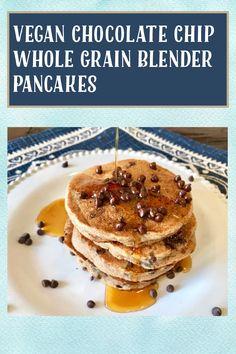 My Recipes, Gluten Free Recipes, Vegan Cauliflower, Non Stick Pan, Vegan Chocolate, Vegan Vegetarian, Pancakes, Grains, Brunch