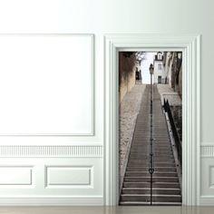 Door decals from Koziel