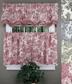 French Country Curtains Curtain Country Kitchen