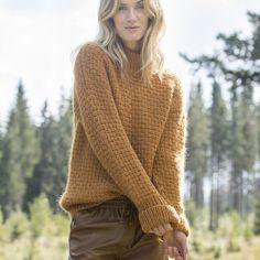 16 Precious autumn collection | Camilla Pihl Strikk Camilla, Tiffany, Men Sweater, Turtle Neck, Autumn, Pullover, Knitting, Sweaters, Knits