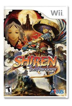 Shiren The Wanderer - Nintendo Wii by Atlus, http://www.amazon.com/dp/B002BVQNPW/ref=cm_sw_r_pi_dp_-vqZub1VCZFJQ