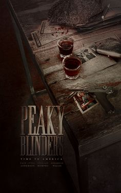 "False Poster for the third season of ""Peaky Blinders"" #poster #tv #graphic…"