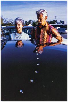 """Palm Springs 1960"", photographies de Robert Doisneau b d"