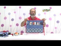 Estuche porta utensilios Toy Chest, Patches, Baby, Crafts, Chile, Videos, Diy Creative Ideas, Creativity, Scrappy Quilts